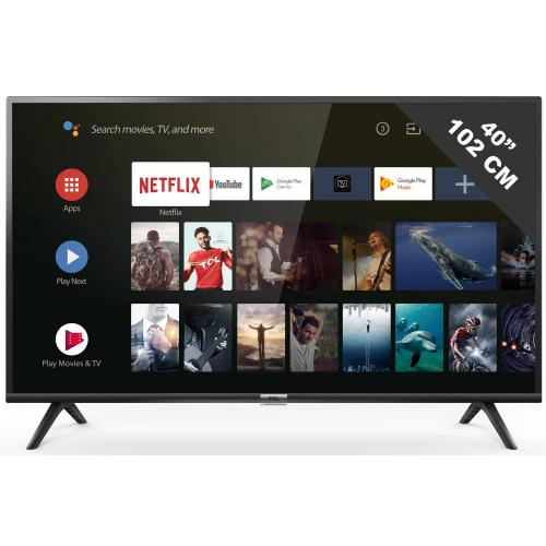 TCL - TV LED - LCD 40 pouces TCL Full HD 1080p, 40 ES 563 - TCL