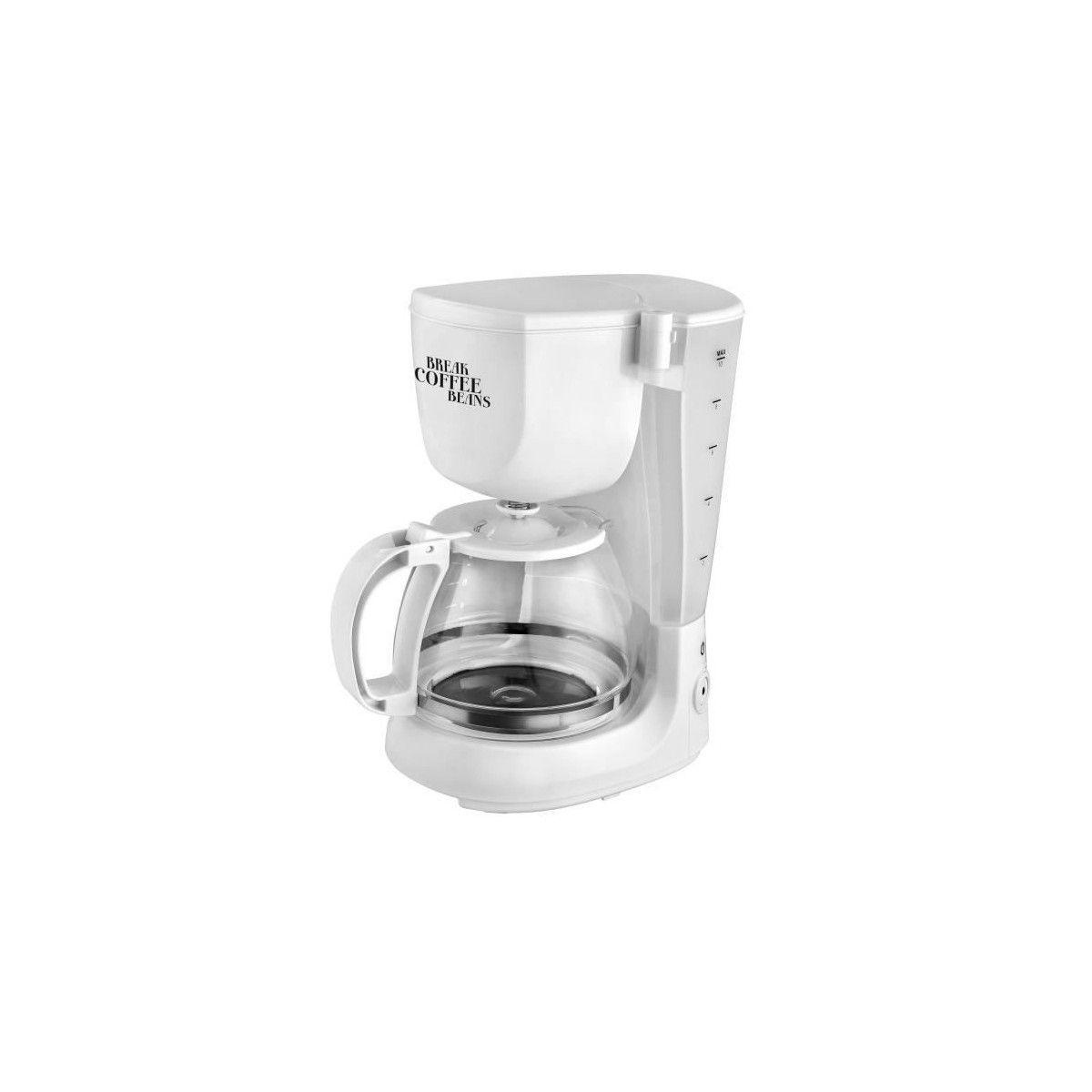 Tkg Cafetière filtre TKG (TEAM KALORIK) CM 1021 W
