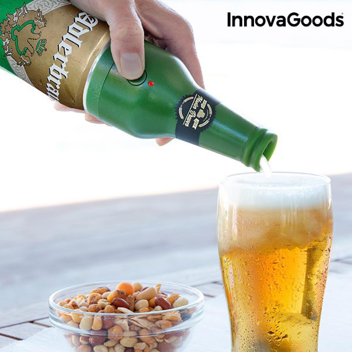 Totalcadeau Appareil à piles pour faire mousser la bière en cannette - Biere pression