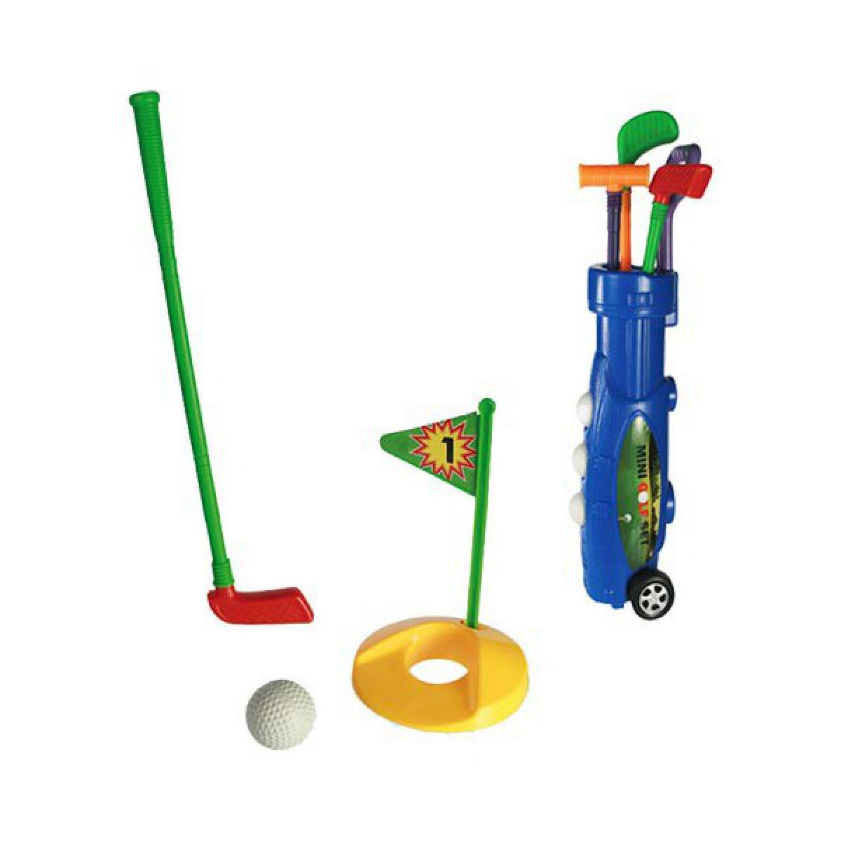 Totalcadeau Coffret d?accessoires de golf (9 pièces) - Set Jeu pour enfant golf Pas cher
