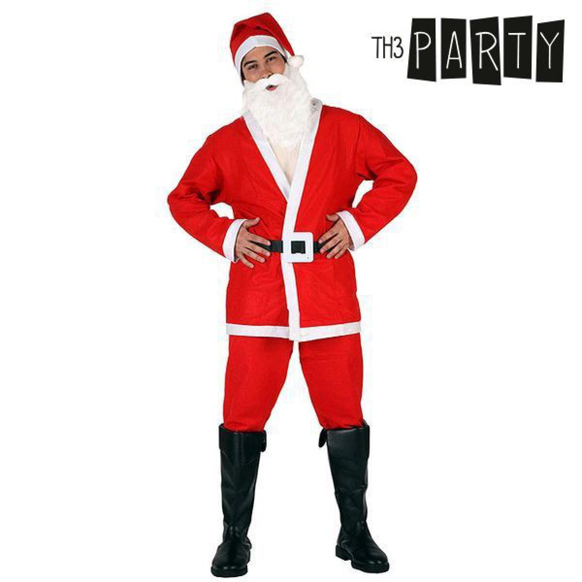 Totalcadeau Costume Père noël - déguisement pas cher adulte Pas cher