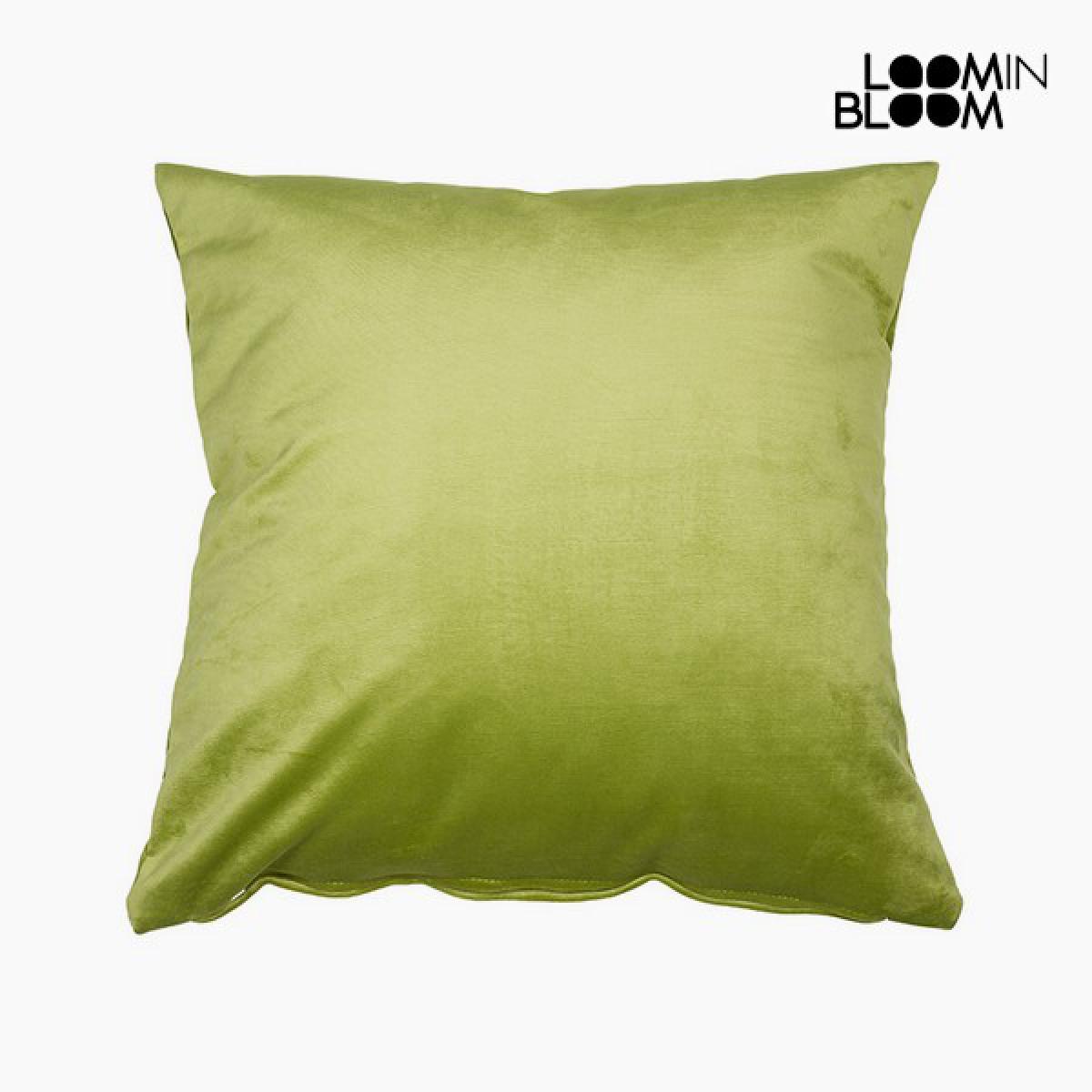 Totalcadeau Coussin carré couleur pistache (45 x 45 x 10 cm) - Coussins décoration canapé deco maison Pas cher