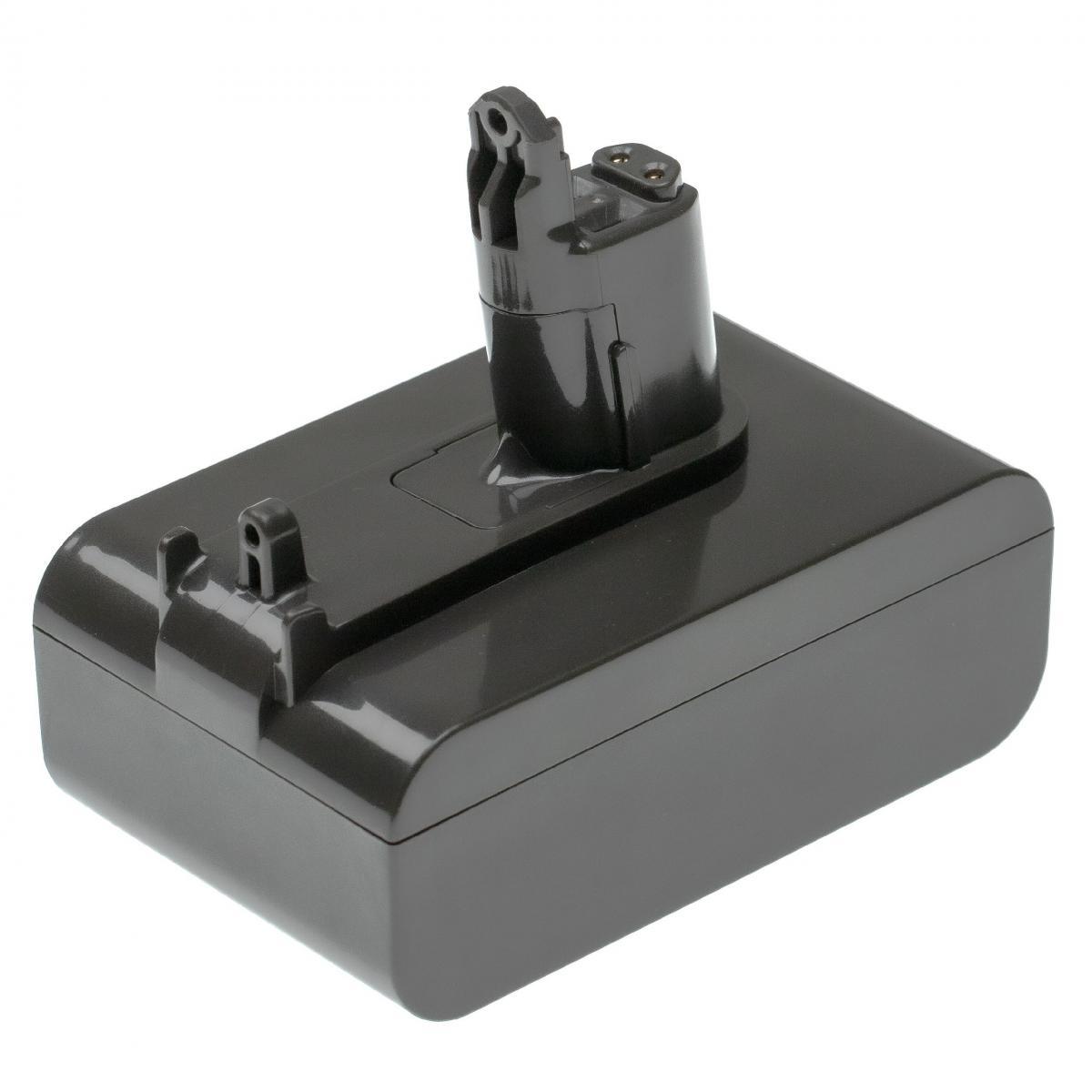 Vhbw INTENSILO batterie compatible avec Dyson DC45 Animal Pro, DC31 Animal, DC34, DC35 aspirateur Home Cleaner (5000mAh, 22,2
