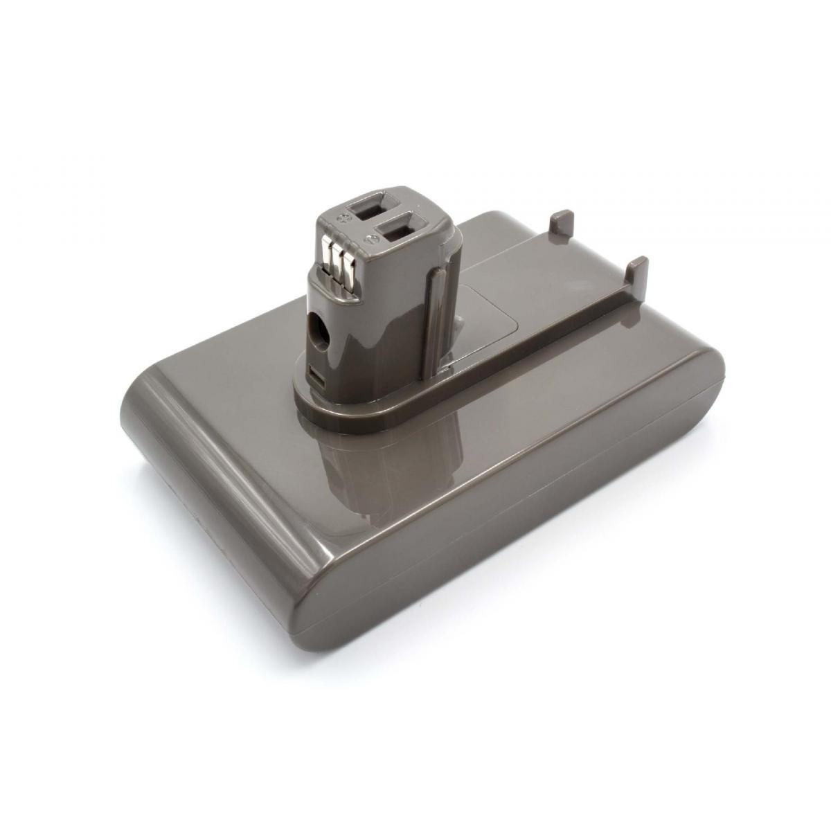 Vhbw INTENSILO Batterie Li-Ion 2500mAh (22.2V) gris pour aspirateur Dyson DC43, DC43h Animal Pro, DC45, DC45 Animal Pro comm