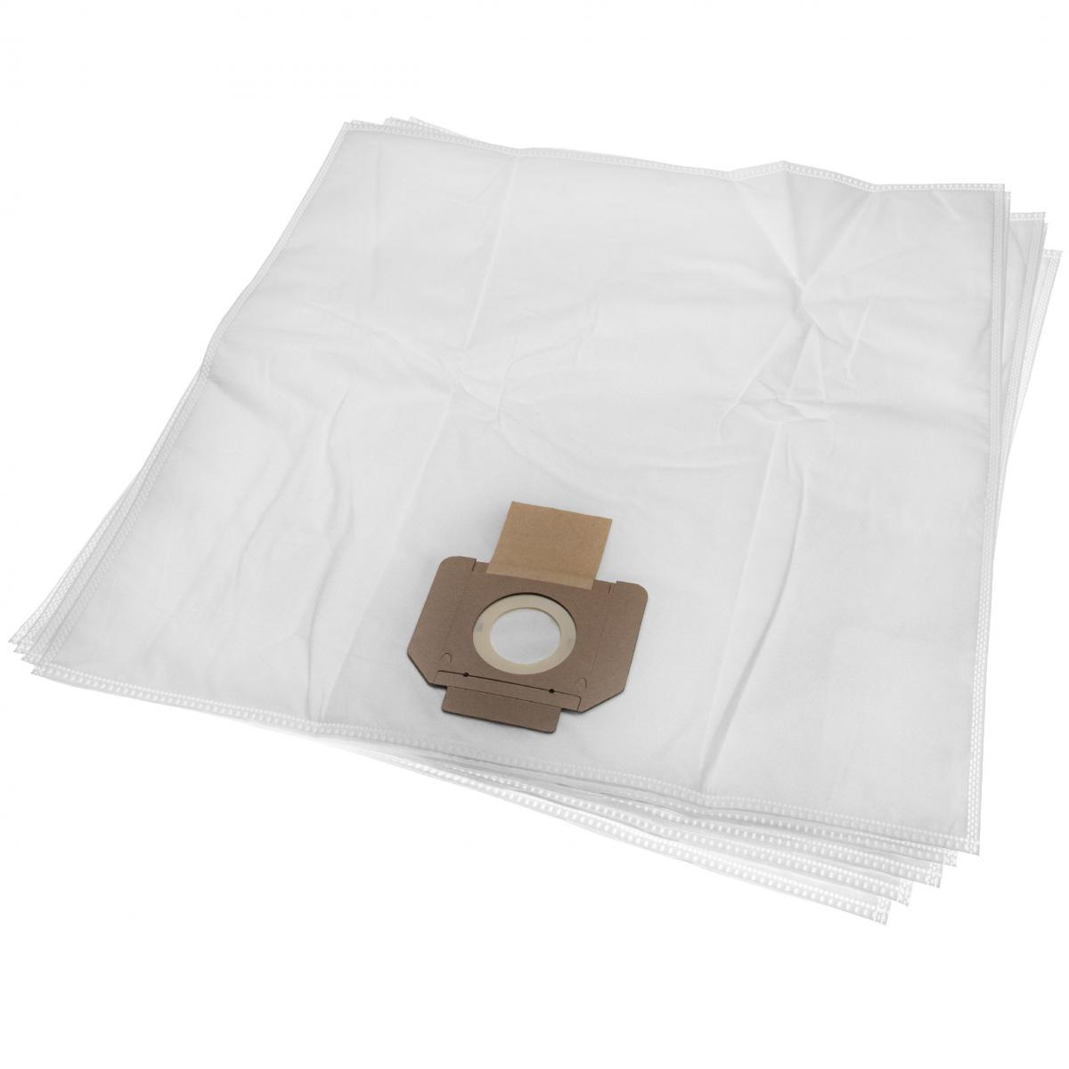 Vhbw vhbw 5 sacs micro fibres non tissées remplace Nilfisk 302004004 pour aspirateur 64cm x 58cm