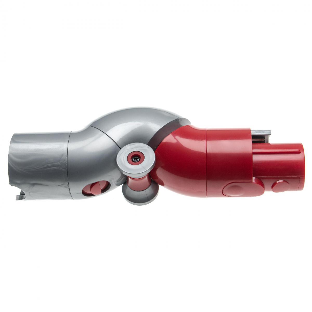 Vhbw vhbw Adaptateur compatible avec Dyson Cyclone V10 Total Clean aspirateur - gris / rouge