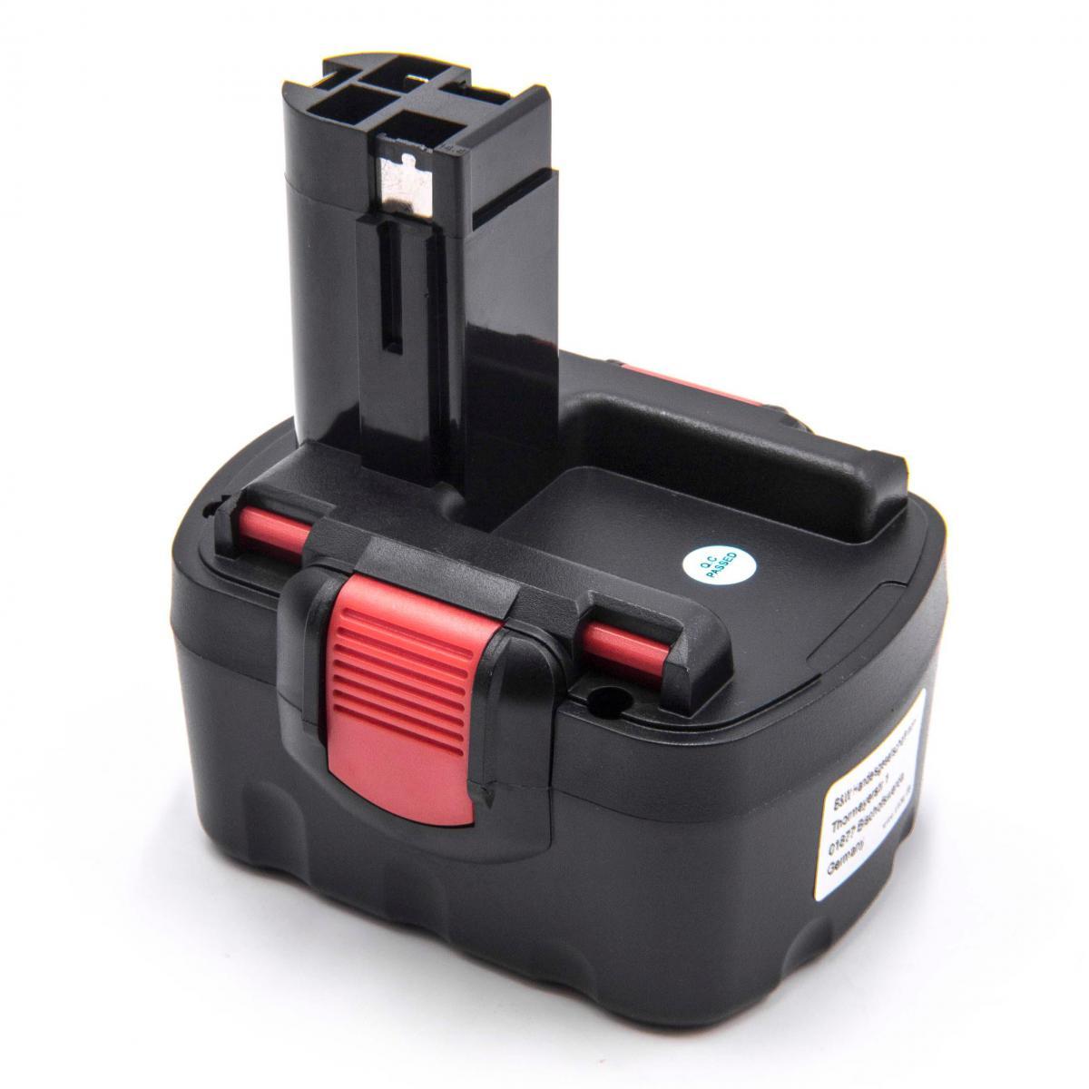 Vhbw vhbw Batterie compatible avec Bosch PKS 14.4V, PSB 14, PSB 14.4V, PSR 14.4, PSR 14.4-2, PSR 14.4/N outil électrique (150