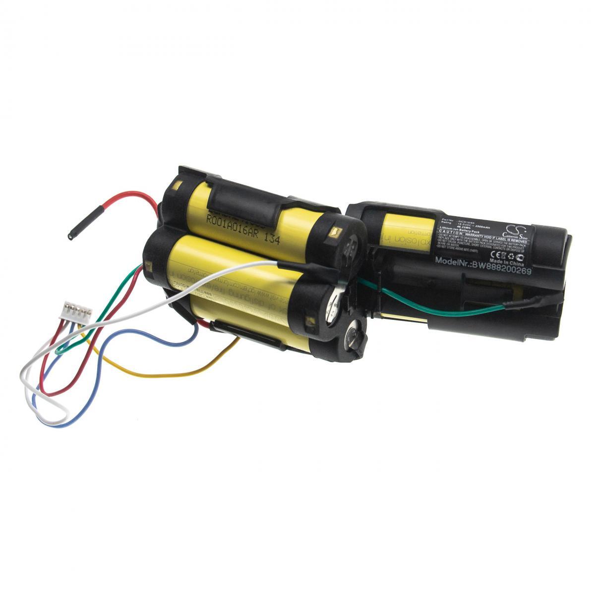 Vhbw vhbw Batterie compatible avec Philips FC6168, FC6169, FC6171, FC6404, FC6405, FC6763 aspirateur, robot électroménager (2