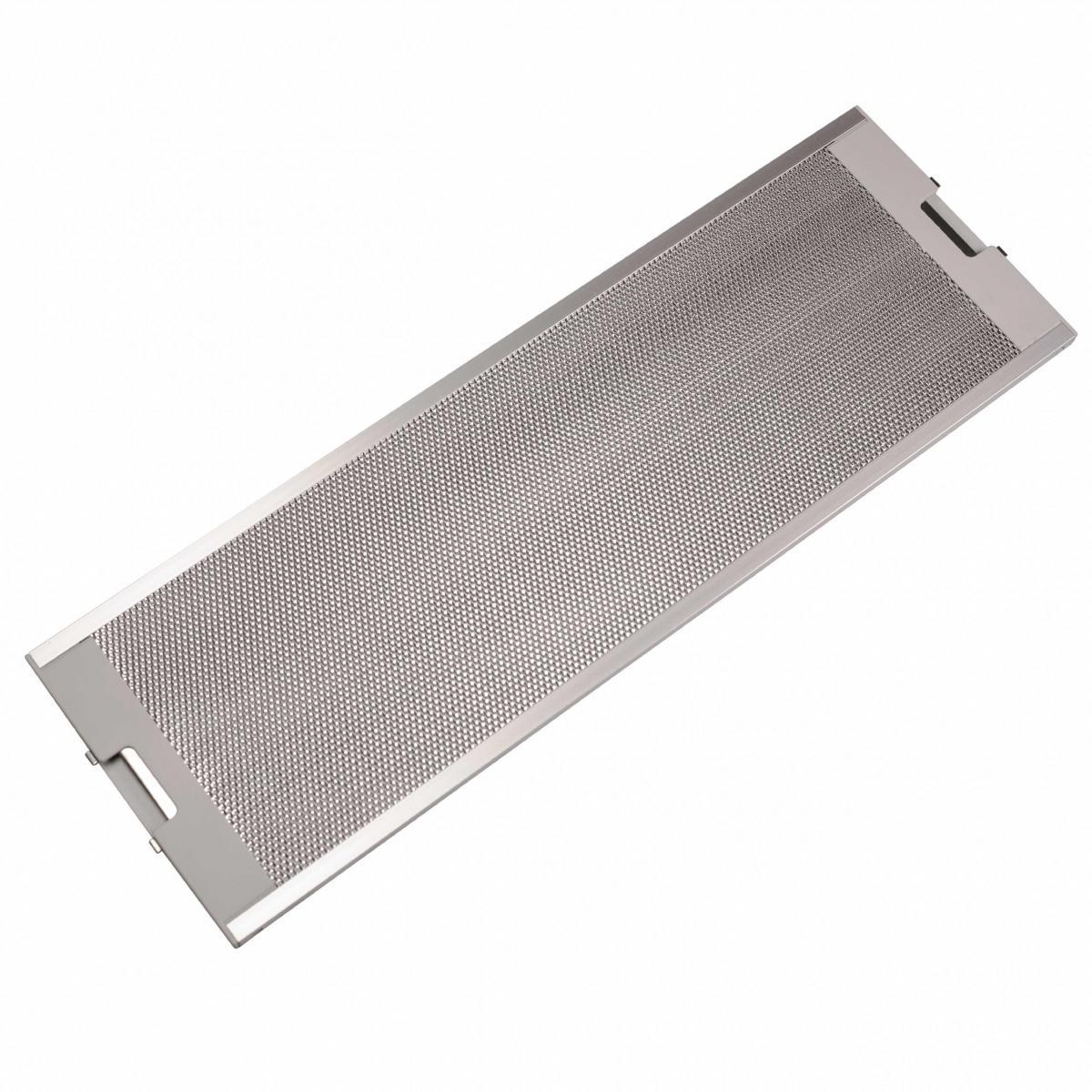 Vhbw vhbw Filtre Permanent Filtre à Graisse Métallique compatible avec Imperial DMA 64/4 001, DMA 64/4 002, DMA 64/4 EL Hotte