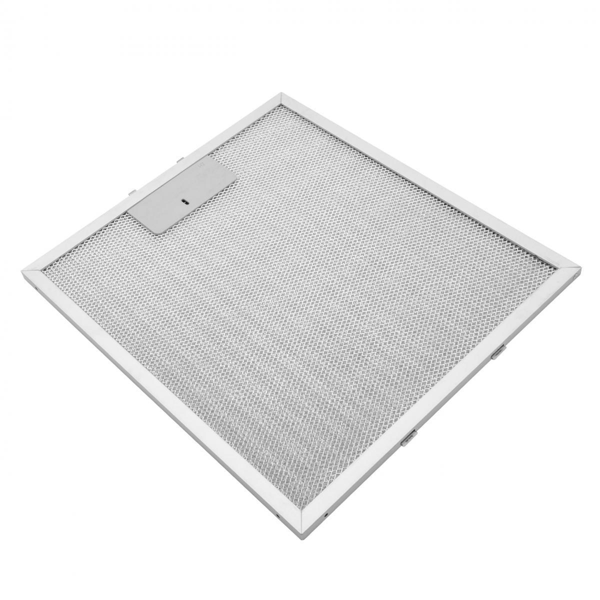 Vhbw vhbw Filtrepermanent filtre à graisse métallique 30,7 x 27,8 x 0,85cm convient pour Whirlpool AKR 886 GY 857888601903 ho