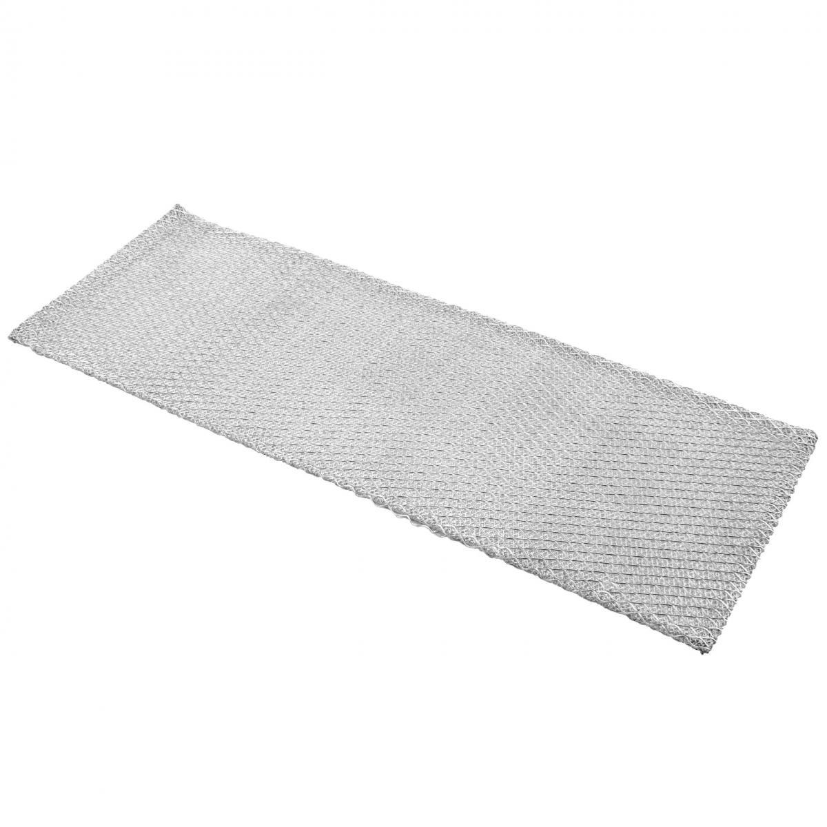 Vhbw vhbw Filtrepermanent filtre à graisse métallique 45,2 x 16 x 0,35 cm convient pour Bauknecht DNI 3260 857415001020 hotte