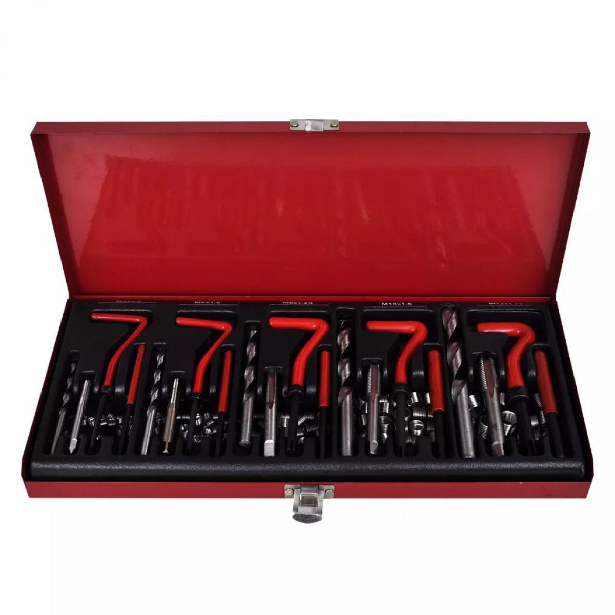 Vidaxl Kits de réparation de filetage -