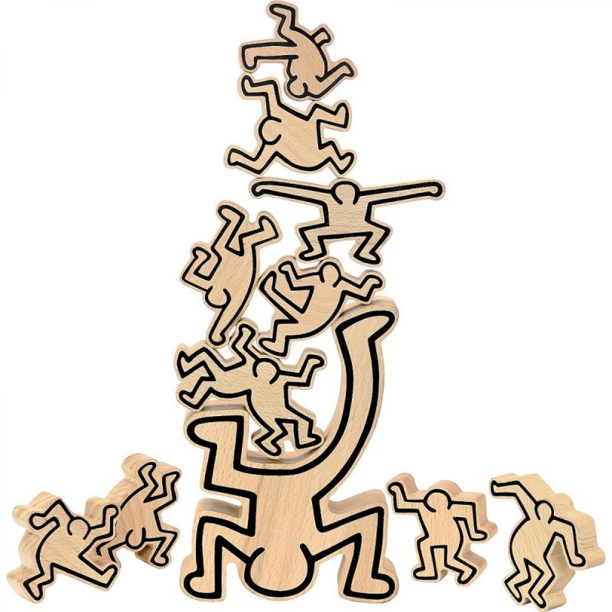 Vilac Jeu d'équilibre Keith Haring - Vilac - Jeux et jouets