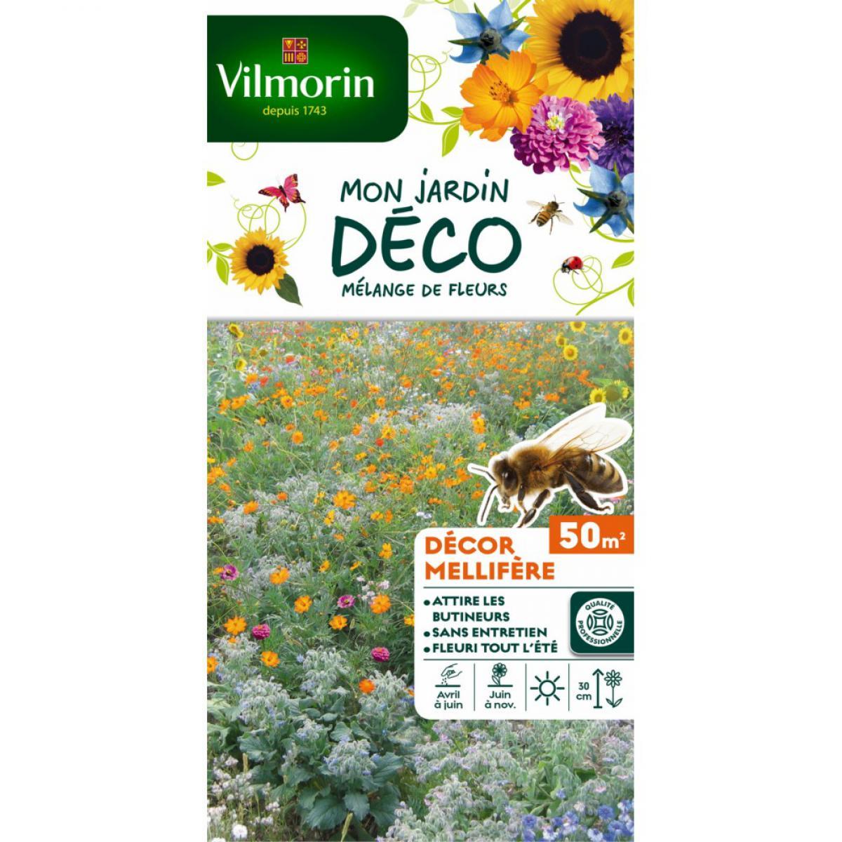 Vilmorin Mélange De Plantes Mellifères 50M² VILMORIN