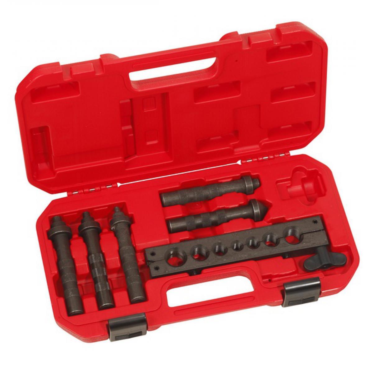 Virax Virax - Appareil à battre les collets matrice pour tube Ø 6 - 8 - 10 - 12 - 14 mm