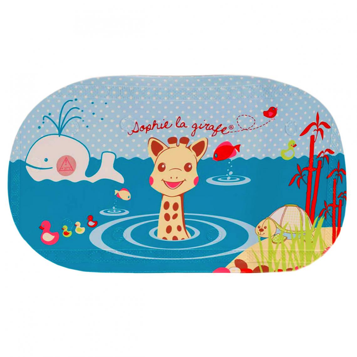 Vulli Tapis d'eau Sophie la Girafe