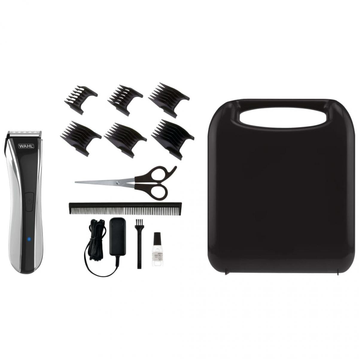 Wahl Wahl Kit de tondeuse à cheveux 13 pcs Lithium Pro LED 6W