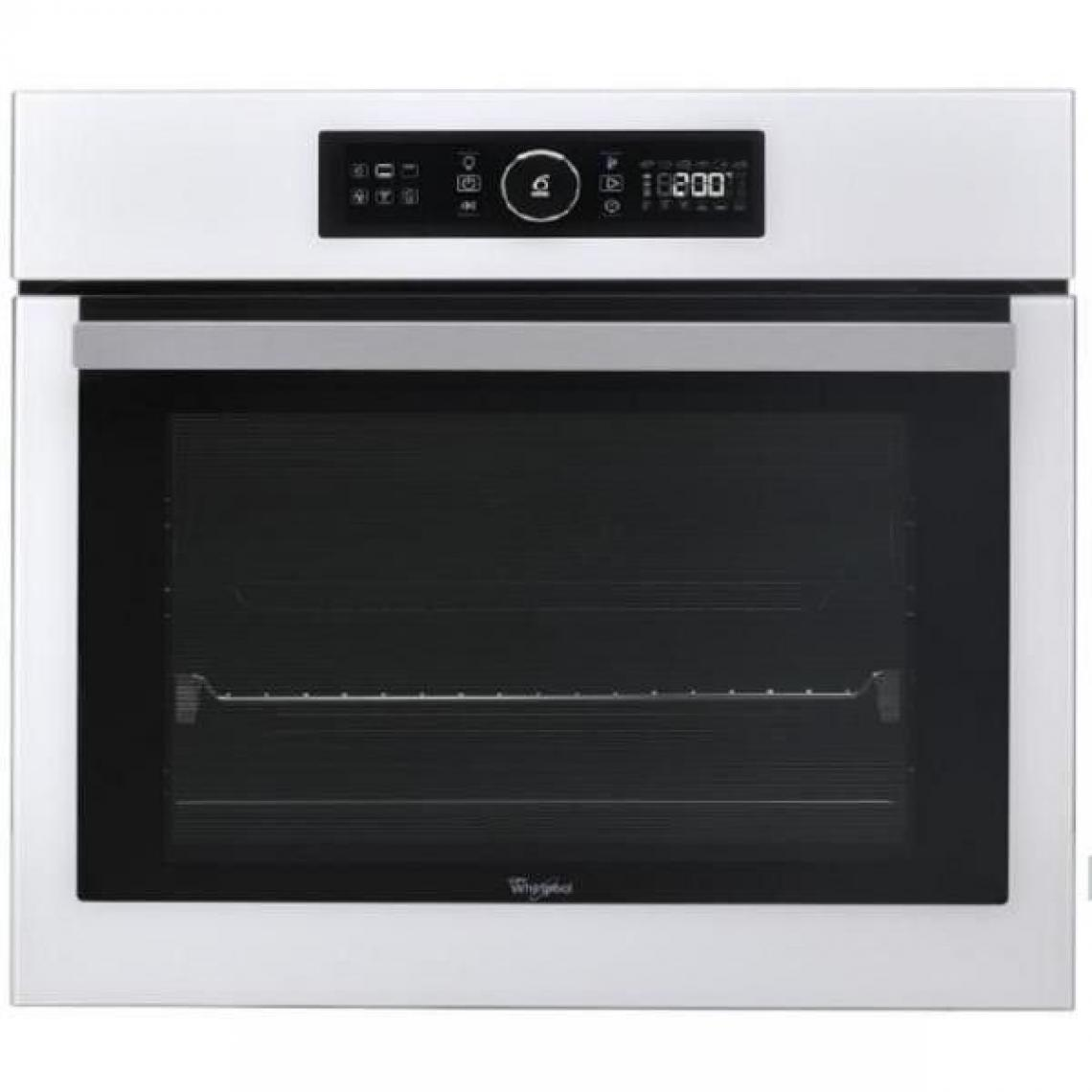 whirlpool Four encastrable Multifonction 73L WHIRLPOOL 3650W 59.5cm A+, AKZ96290WH