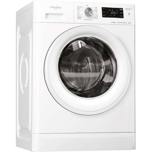 whirlpool - Lave-linge frontal 8kg WHIRLPOOL 1400tr/min 59cm A+++, FFBS 8448 WVFR whirlpool   - Lavage & Séchage