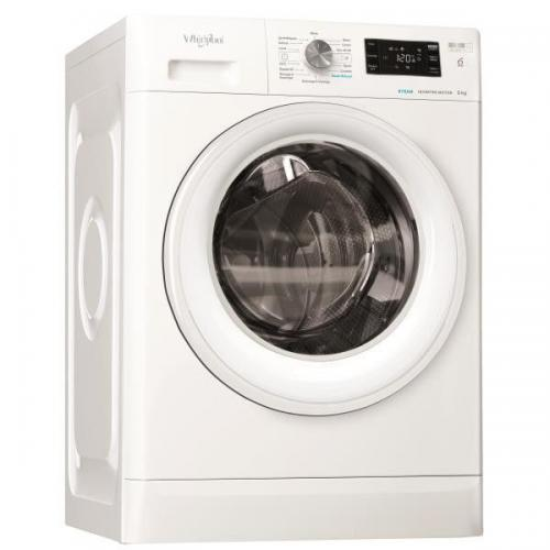 whirlpool - Lave-linge frontal 9kg WHIRLPOOL 1400tr/min A+++, FFBS9448WVFR - Lavage & Séchage