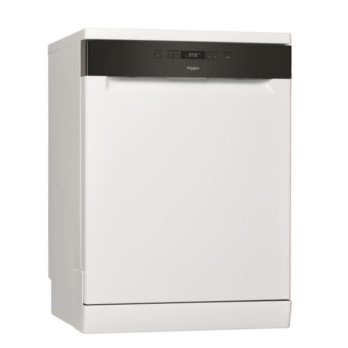whirlpool Lave-vaisselles pose-libre Whirlpool OWFC2C26