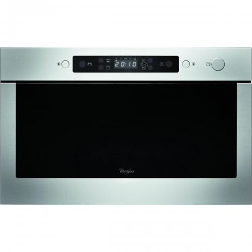 whirlpool - Micro-ondes Encastrable 22l Whirlpool 750w 59.5cm, 1018699 - micro-ondes inox
