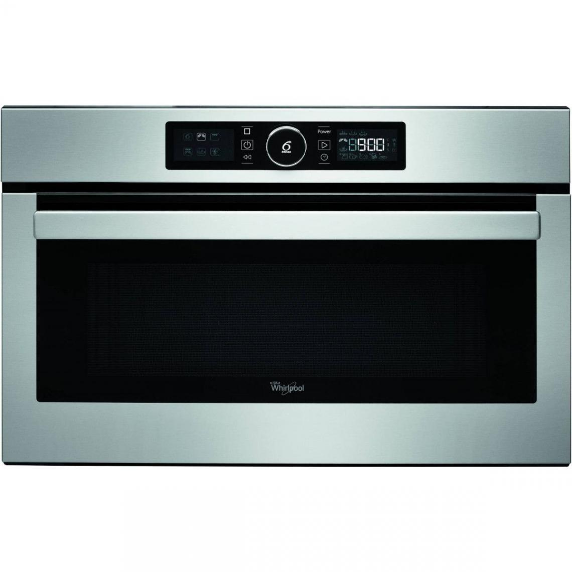 whirlpool Micro-ondes Encastrable 31l Whirlpool 800w 59.5cm, Amw 730 Ix