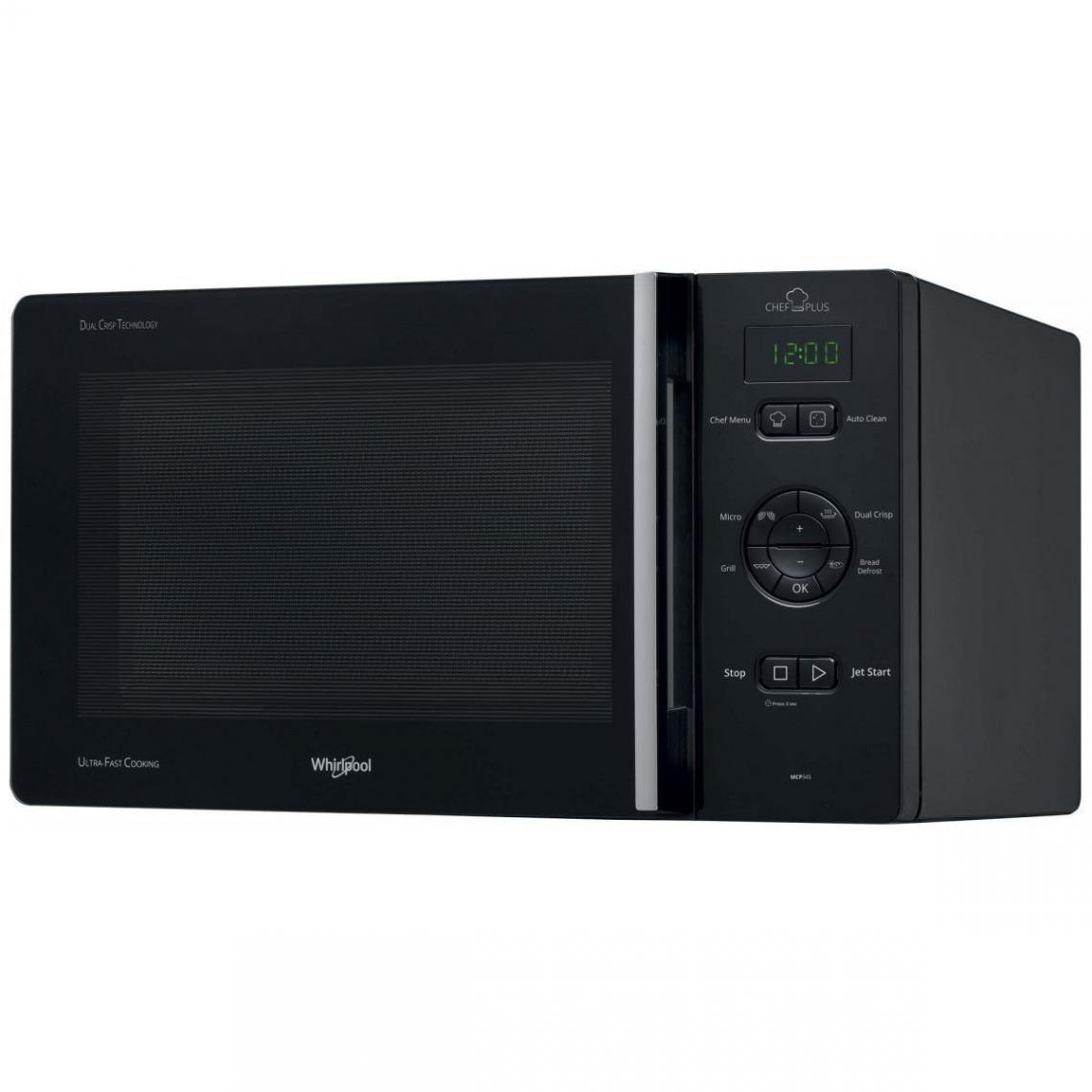 whirlpool Micro-ondes Pose Libre 25l Whirlpool 800w 52cm, 1044780