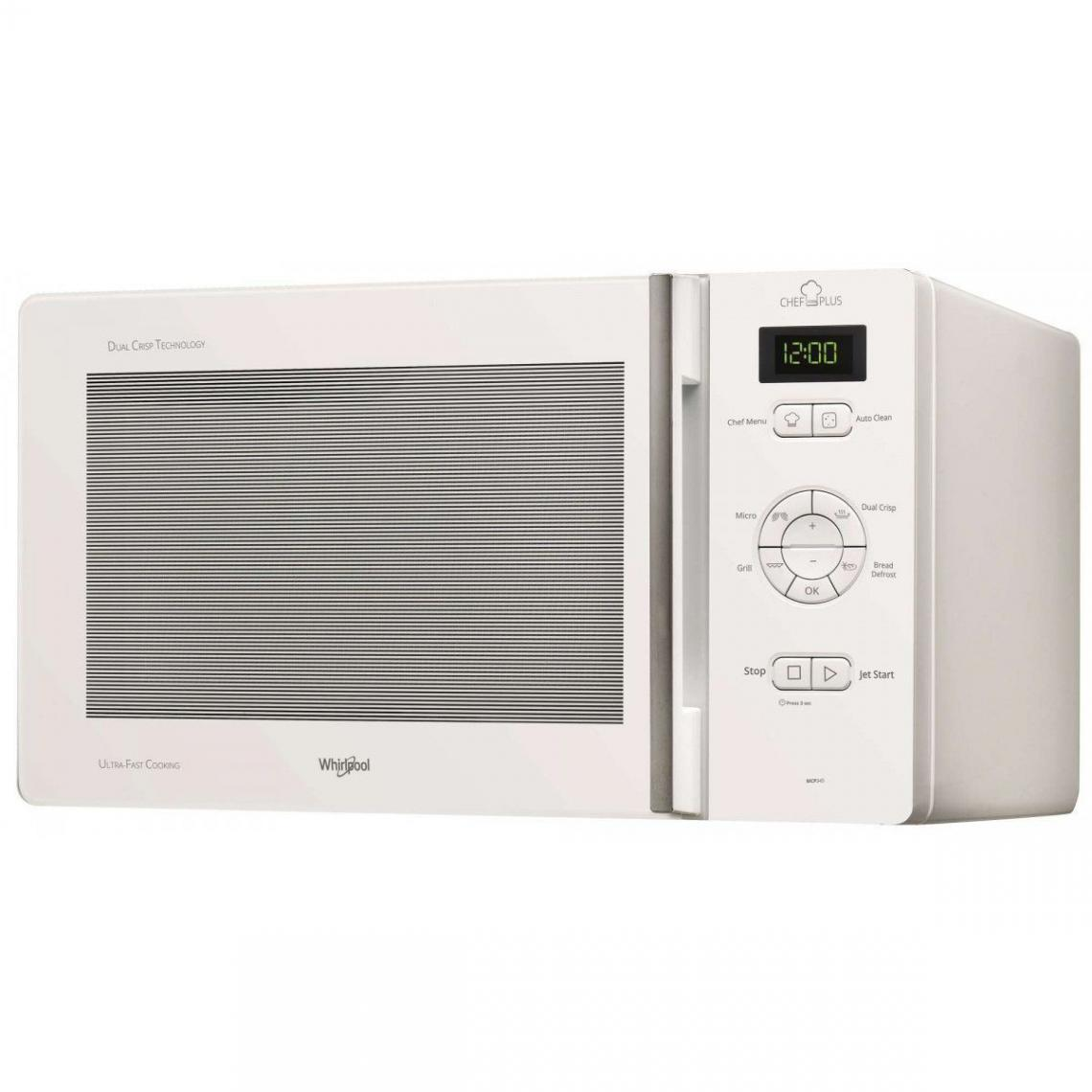 whirlpool Micro-ondes Pose Libre 25l Whirlpool 800w 52cm, 1044781