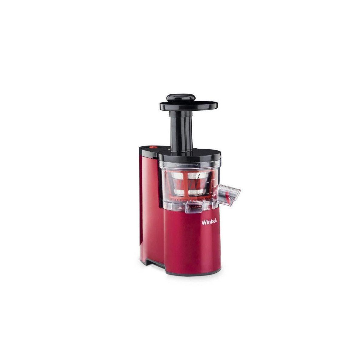 Winkel Winkel Sx24 - Extracteur De Jus Basse Vitesse - Rouge