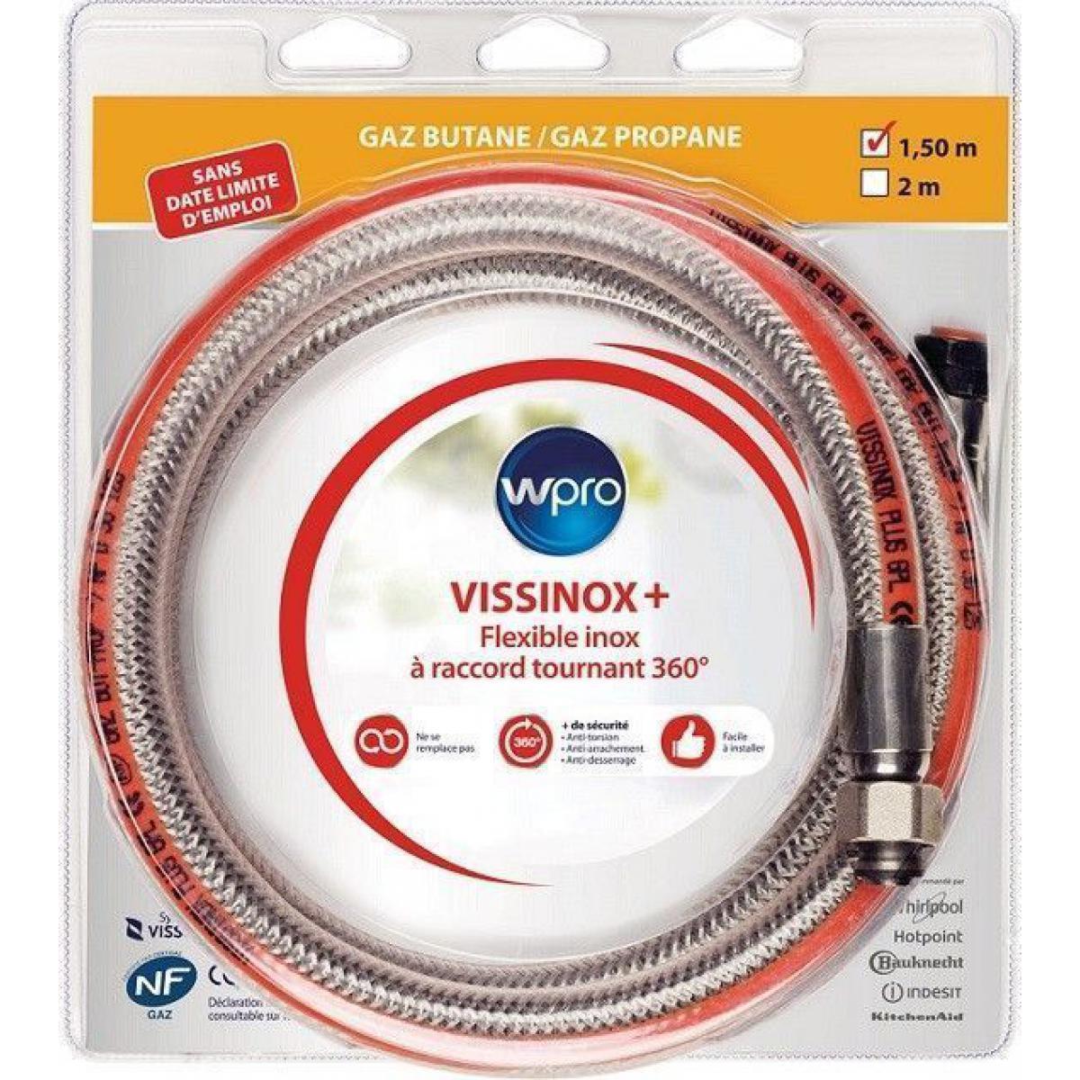 Wpro Tuyau de gaz W TBV 150