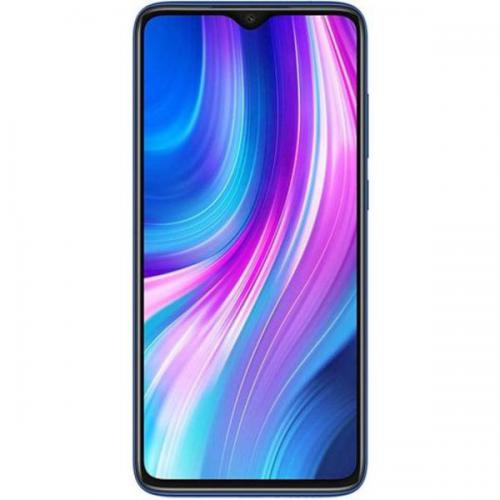 XIAOMI - Xiaomi Redmi Note 8 Pro Dual SIM 64GB 6GB RAM Deep Sea Blue - Montre et bracelet connectés XIAOMI