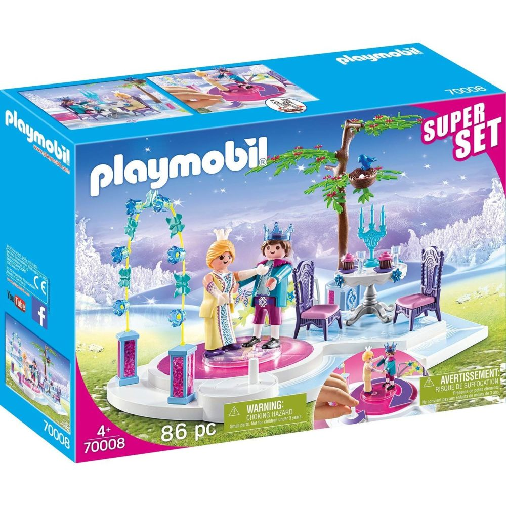 Playmobil PLAYMOBIL 70008 Magic - SuperSet Bal royal