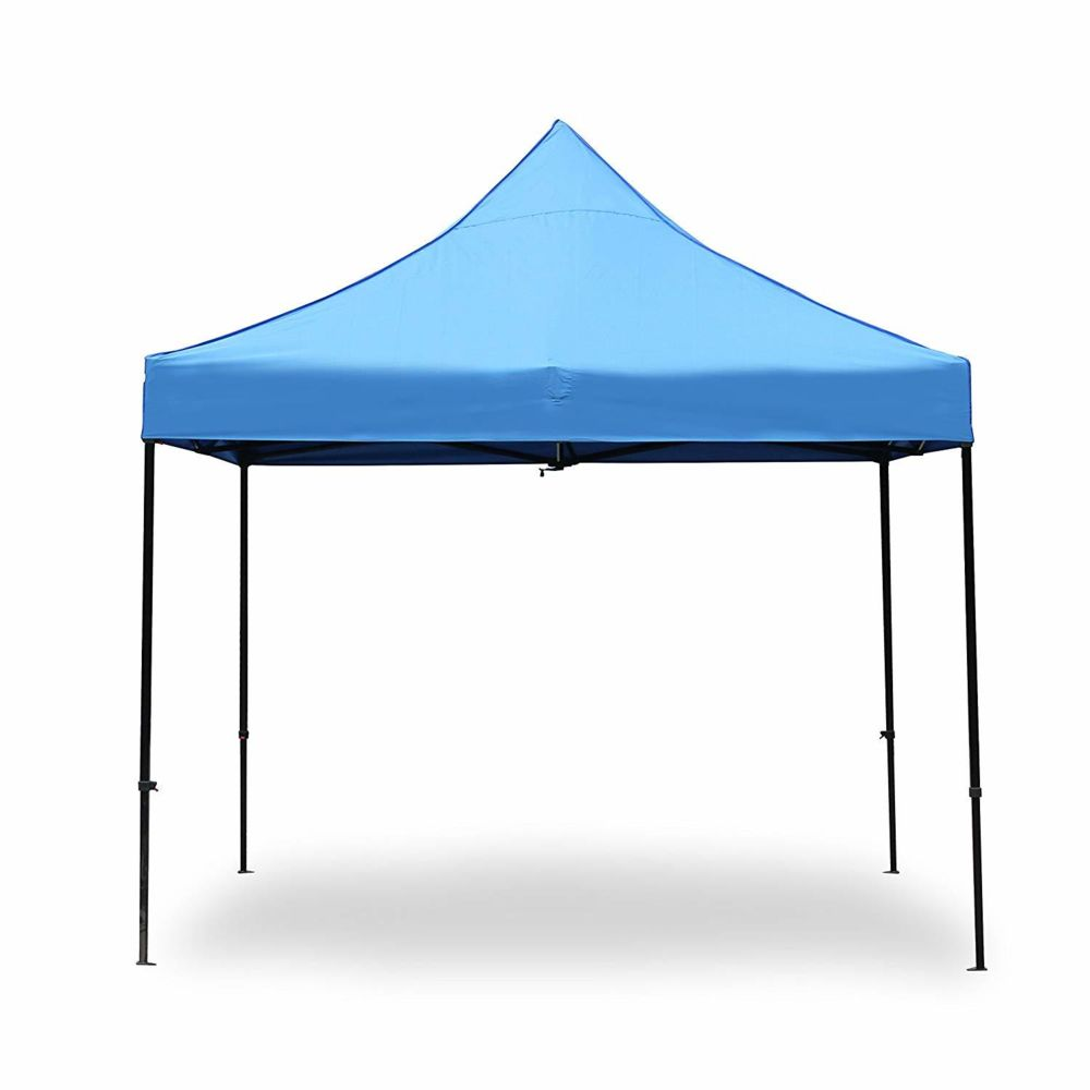 Sekey Sekey Garden Furniture Tonnelle Pliable pour Jardin 3 x 3 m Bleu