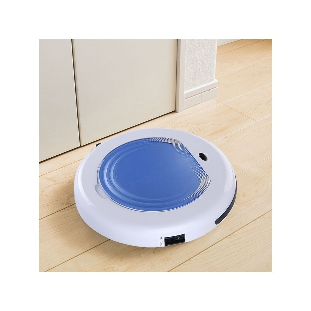Wewoo Robot Aspirateur de nettoyage à balayage domestique TC-300 Smart Bleu