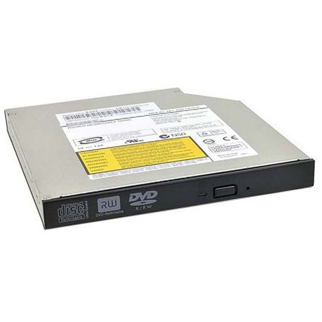 Dell - Graveur SLIM DVD±RW SATA Dell 04V7F1 4V7F1 DS-8A4S39C SFF Philips LITE-ON - Graveur DVD Interne