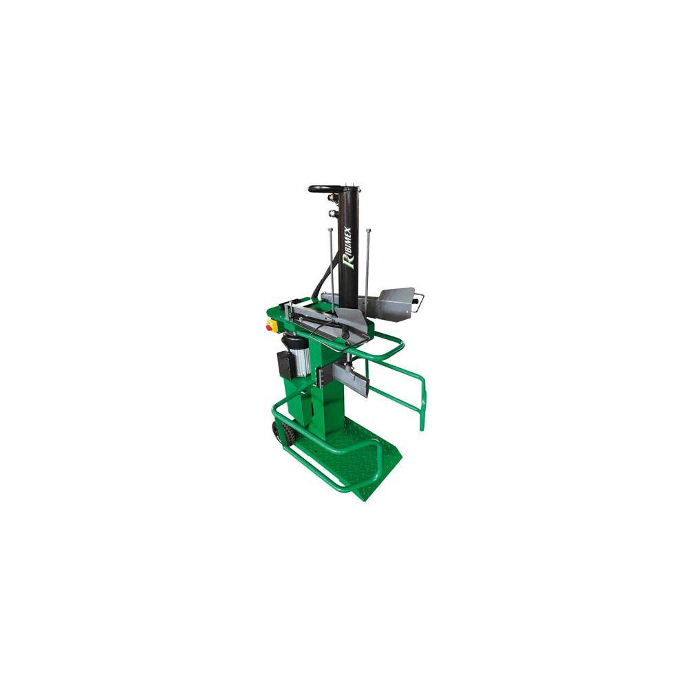Ribimex Ribimex Fendeur de buche 8 tonnes vertical electrique PREHLS8T-VN1