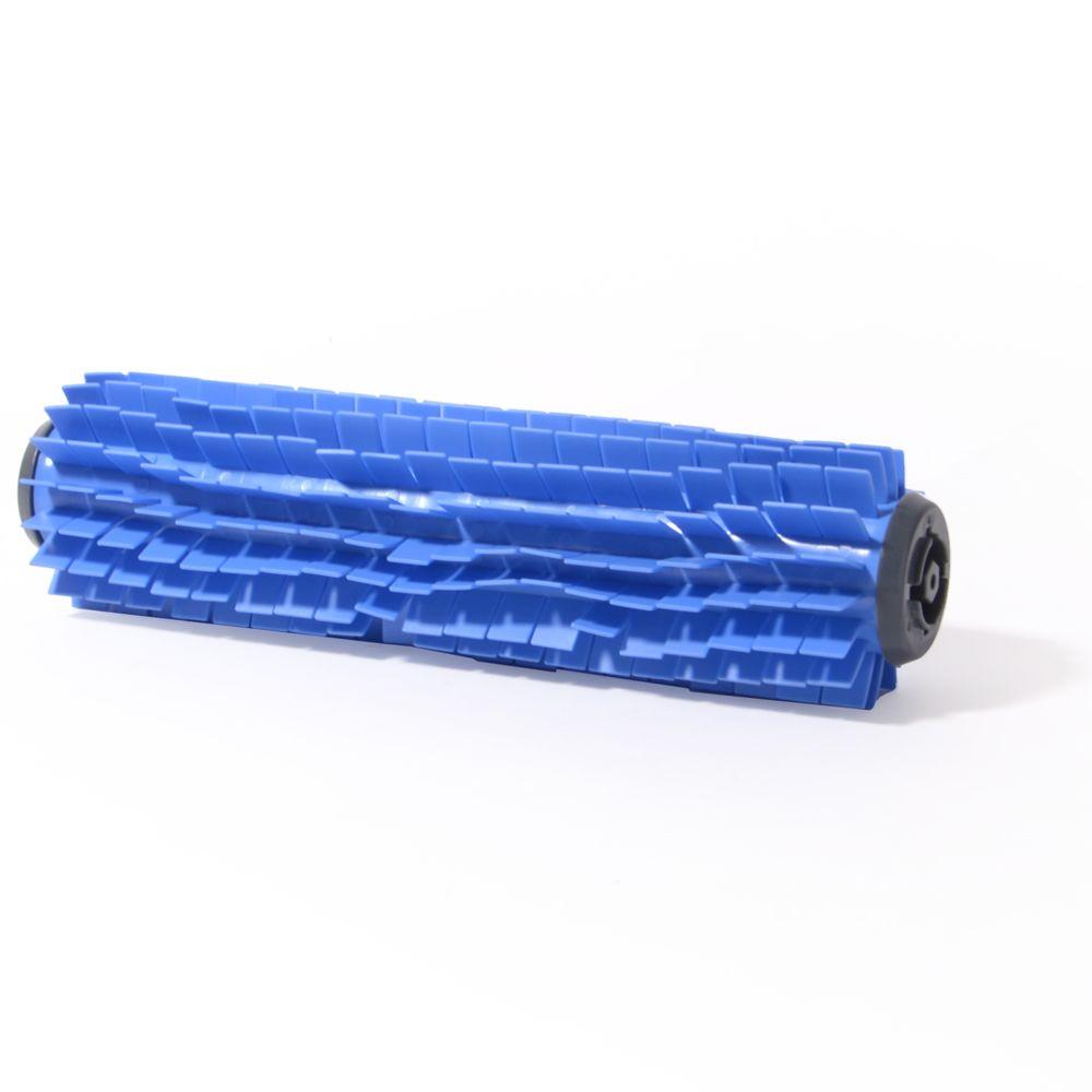 Dolphin dolphin - brosse active pvc bleu pour robot s50 et s100 - 9995546-assy