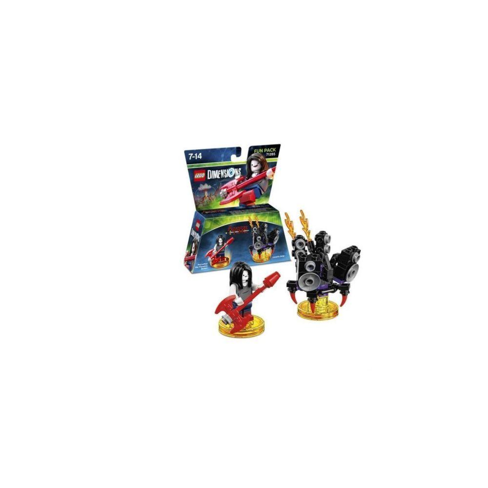 Warner Bros Figurine Lego Dimensions - Pack Heros - Adventure Time