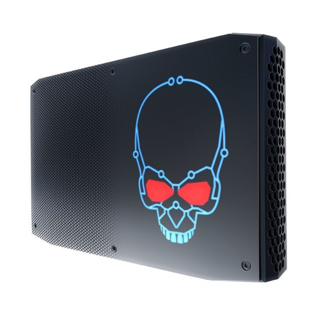 Intel - Intel Next Unit of Computing NUC8i7HVK - Core i7-8809G - Processeur INTEL