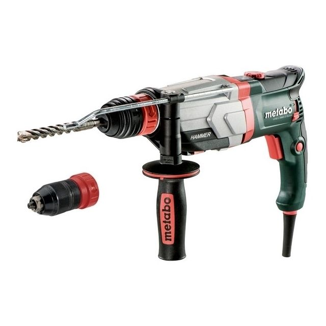 Metabo - METABO Perfo burineur 1100W Sds-plus - UHEV 2860-2 quick - 600713500 - Perforateurs, burineurs, marteaux piqueurs