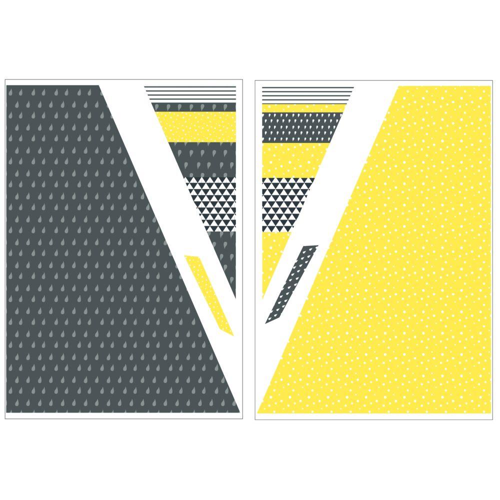 Sauthon Stickers muraux Tipi Babyfan - Sauthon