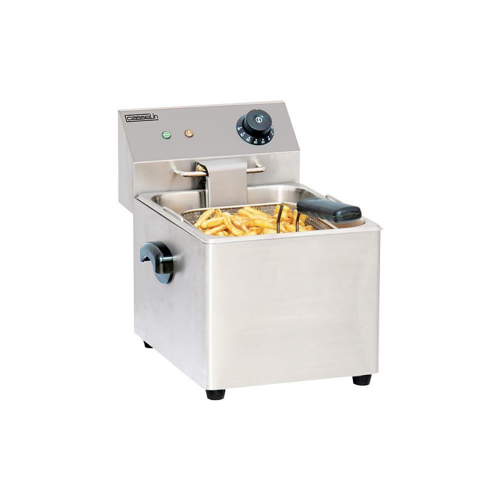 Casselin casselin - friteuse électrique 4l 2000w - cfe4
