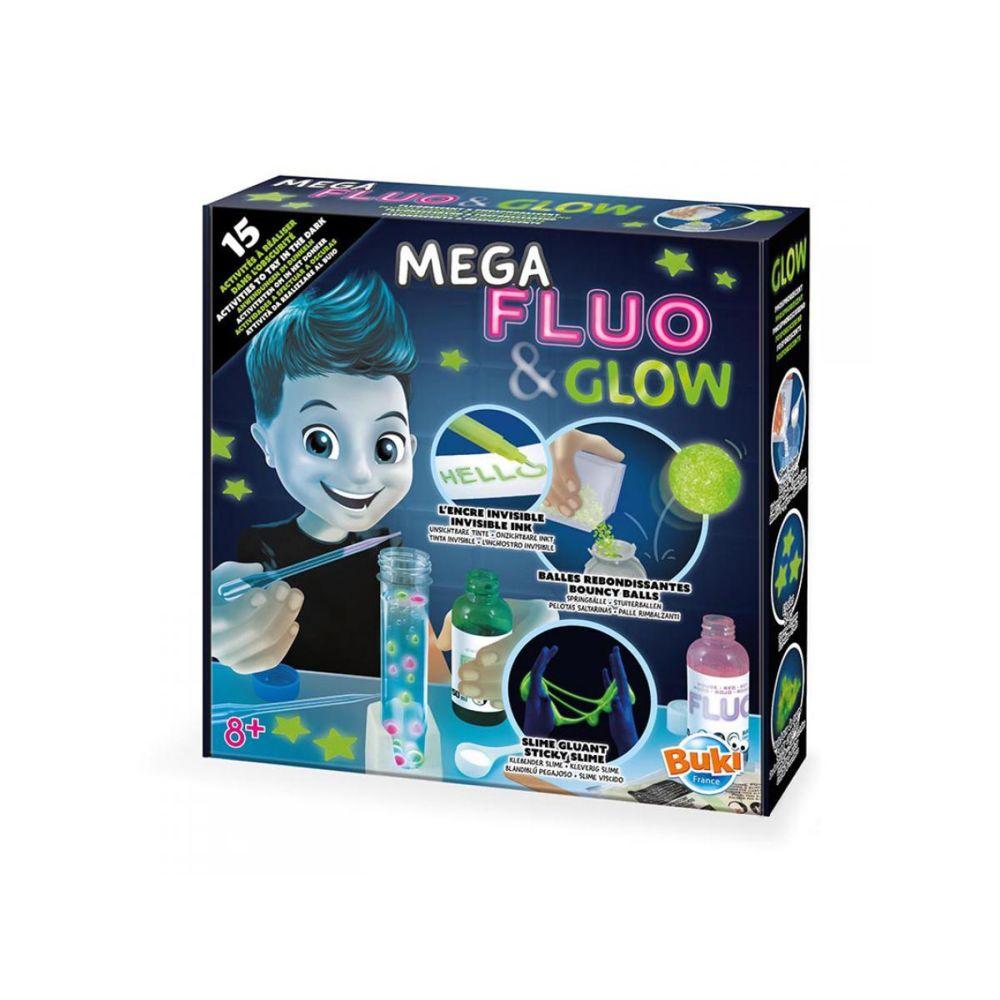 Buki Buki - Mega Fluo & Glow