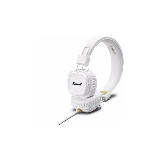 Marshall - Major II Blanc - Casque filaire - Marshall