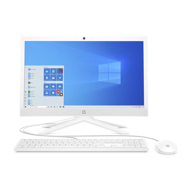 Hp - 21-b0056nf - Blanc neige - Ordinateurs