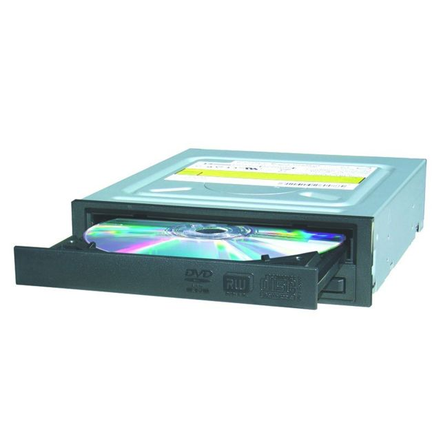 Philips - Graveur DVD Interne 5.25 Double Couche Philips DVD8801/96 48x IDE ATA Noir - Graveur DVD Interne