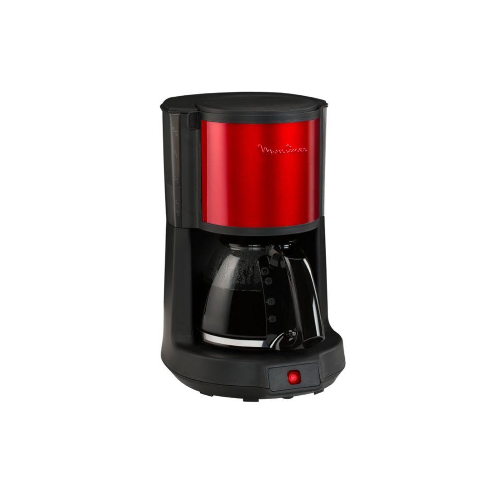 Moulinex Cafetière électrique Subito Select FG370D11
