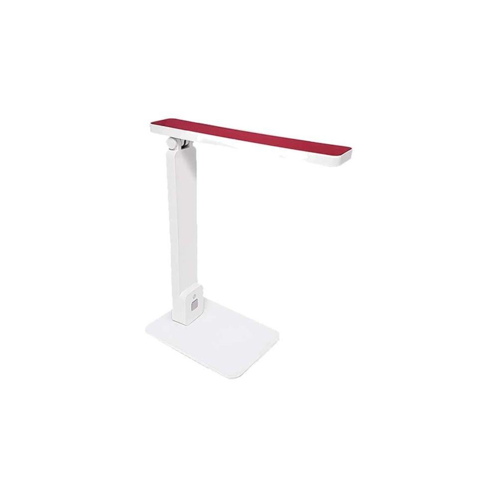 Edm Lampe de table EDM Interrupteur tactile - 450 Lumens - 5W - Rouge