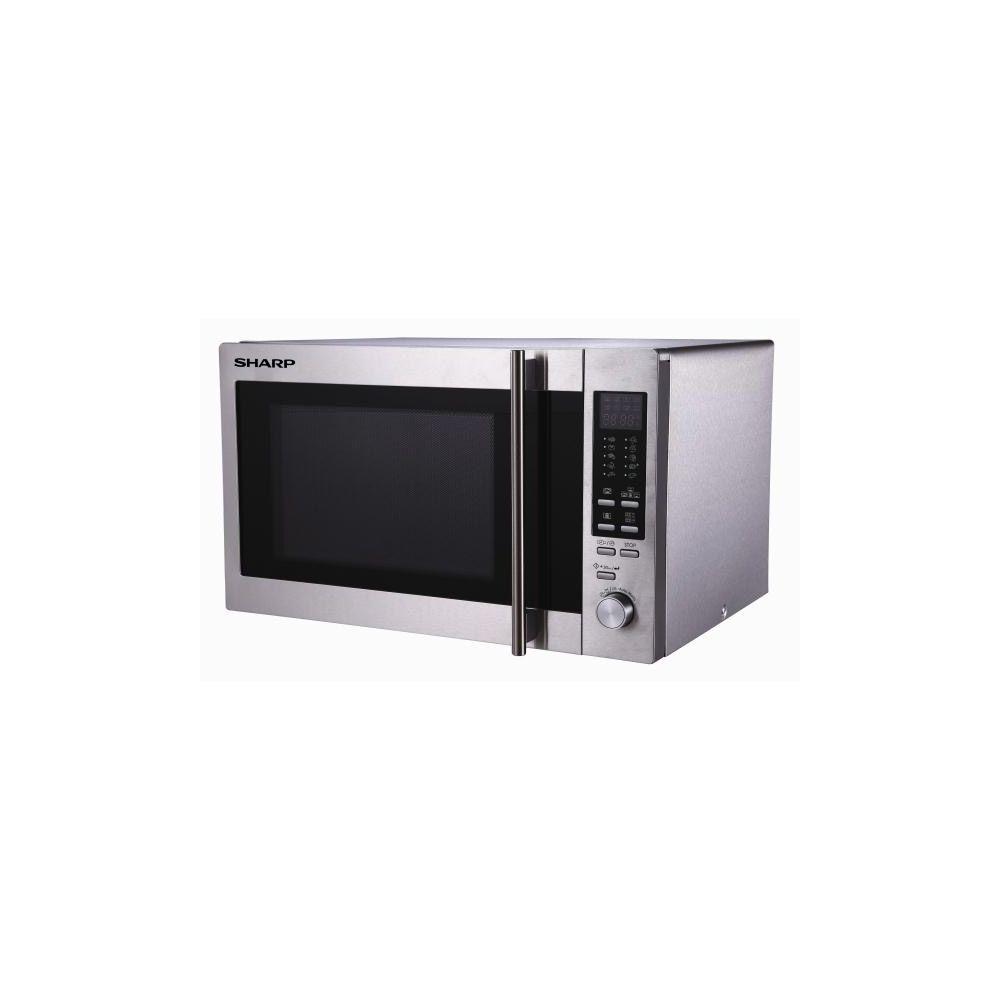 Sharp sharp - micro-ondes grill et chaleur tournante 28l 1100w - r92st
